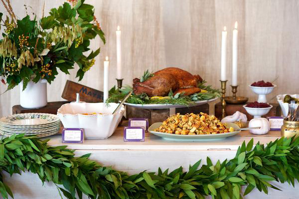 hgtv-thanksgiving-buffet